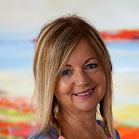 Unsere Expertin für die Tiergestützte Therapie: Gaby Wössner