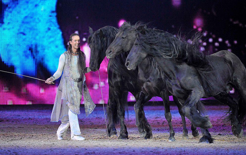 Pferde sind für Frédéric Pignon mehr als nur ein Hobby. Sie sind seine Passion und sein Leben. Ein Portrait des Franzosen.