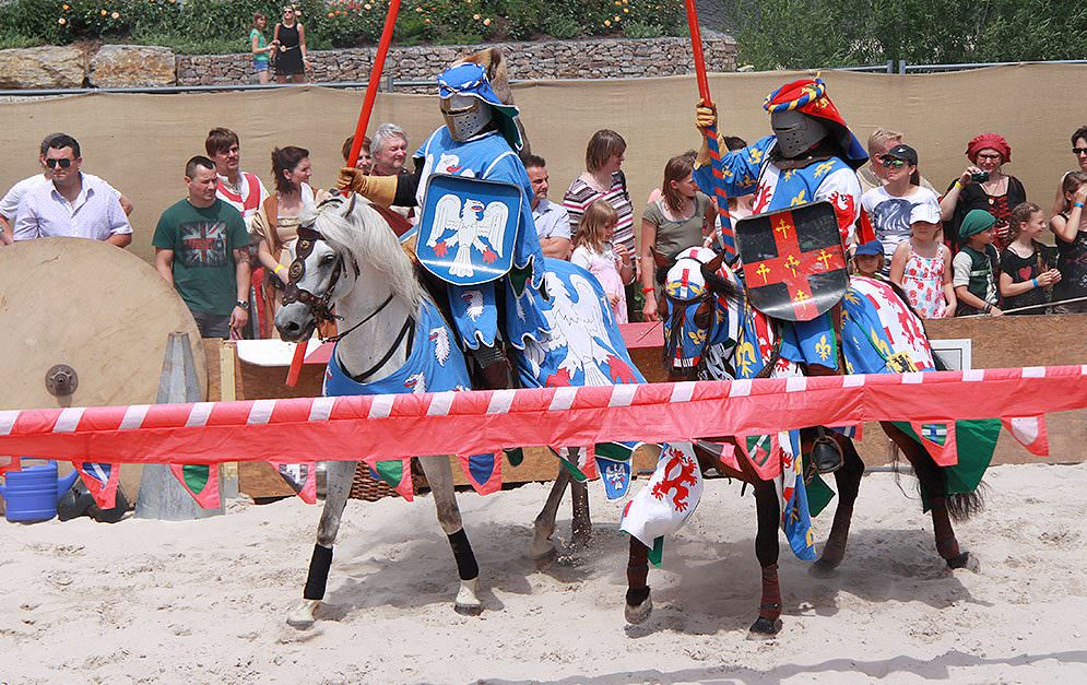 Die Ritterspiele in Horb zählen mit ca. 40.000 Besuchern zu einem der größten Mittelalter-Events in Europa. Jedes Jahr eine Zeitreise ins Mittelalter!