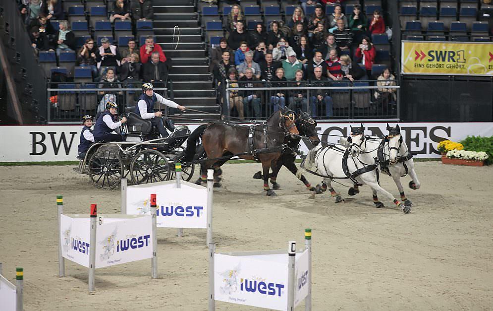 Michael Brauchle: Start bei den Stuttgart German Masters