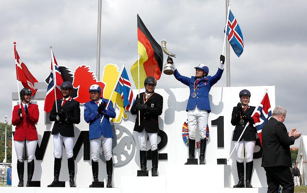 Vom 4. bis zum 11. August 2013 war Berlin das Mekka der Islandpferdefreunde.