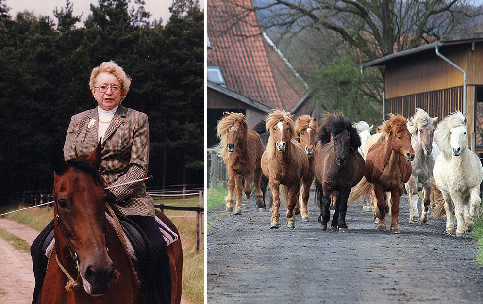 Ursula Bruns war eine der wichtigsten Persönlichkeiten, wenn es um die Entwicklung des Freizeitreitens in Deutschland geht.