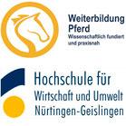 Logos HfWU WeiterbildungPferd