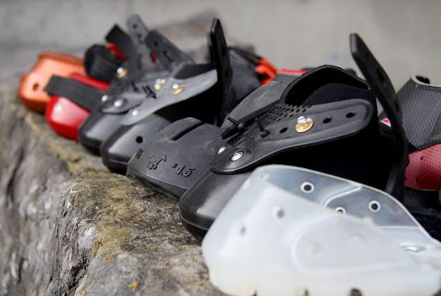 Wer sich für Hufschuhe entscheidet, sollte nicht auf gut Glück welche kaufen. Am besten bestimmt man anhand der Hufform, welcher Schuh passt.