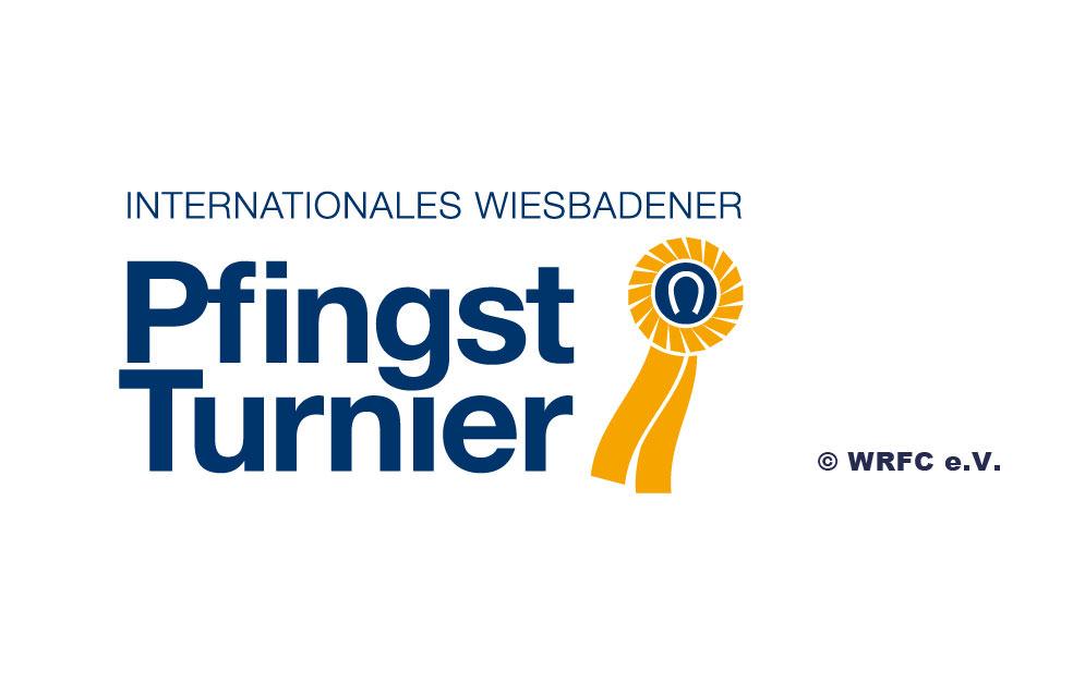 Wiesbadener Pfingstturnier Logo