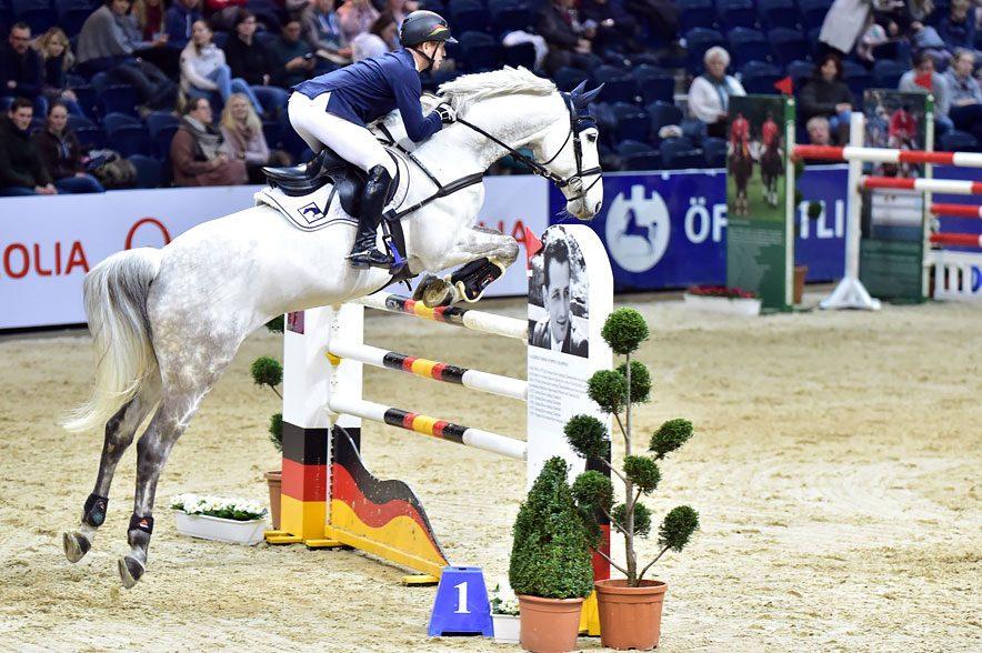 Michael Jung: Reitmeister - Olympiasieger und Gast beim Braunschweig CLASSICO. © Foto - Design gr. Feldhaus