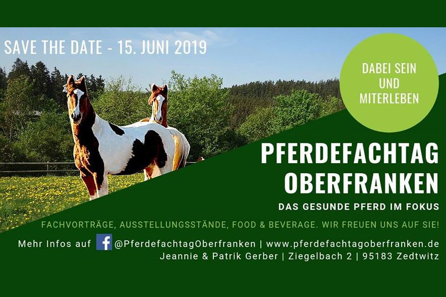 Pferdefachtag Oberfranken