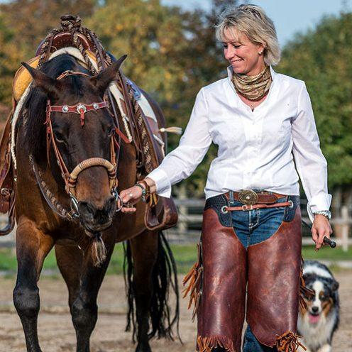 Zufall oder Schicksal? Hinter Tanja Rühter-Böttger liegt ein langer, nicht immer einfacher Weg. Doch genau dieser machte sie zu dem Menschen, der sie heute ist. © Tanja Rühter-Böttger