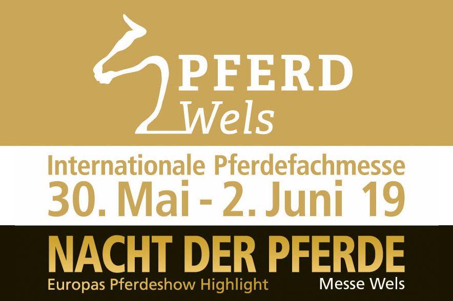 Die Messe PFERD Wels ist österreichs größte Pferdefachmesse.