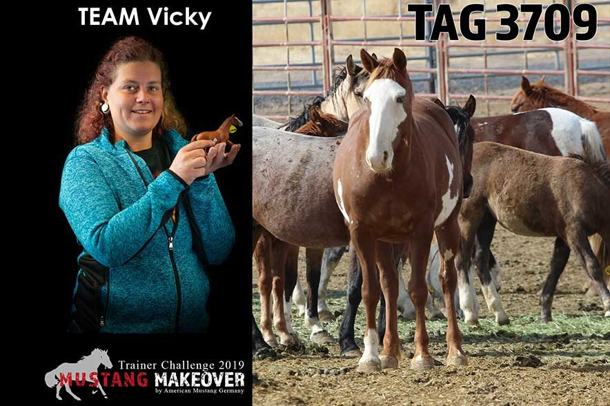 Mustang Makeover Auslosung: Team Vicky
