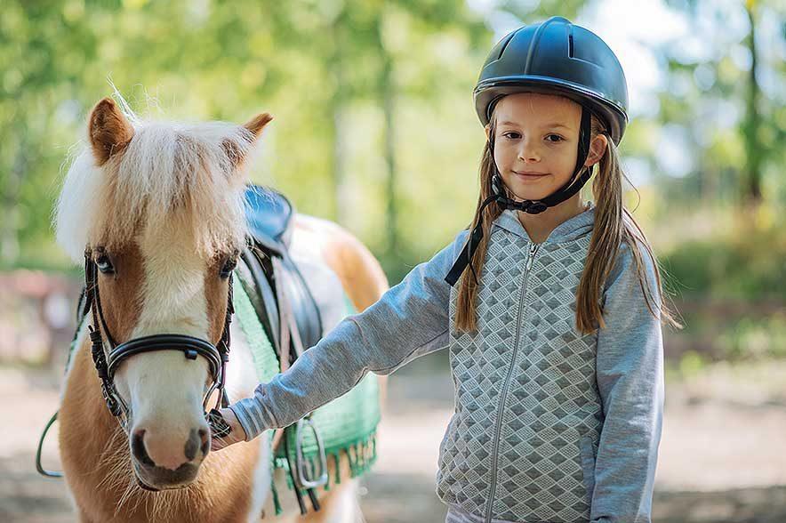 Messe Pferd Wels: Der Sonntag steht im Fokus der Kinder und Jugendlichen. © Getty images