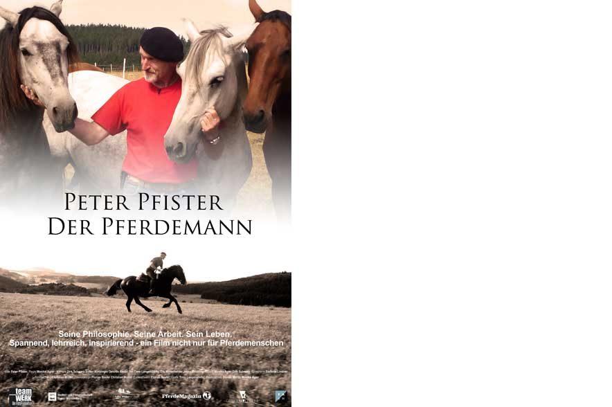 Kinostart des Films: Peter Pfister - Der Pferdemann. Ab dem 23.05.2019 deutschlandweit in den Kinos.