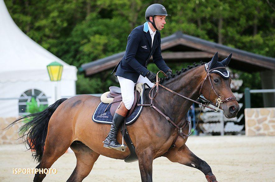 Equestrian Summer Circuit: Der Bereiter Benjamin Saurugg geht für Österreich an den Start. © iSPORTPHOTO