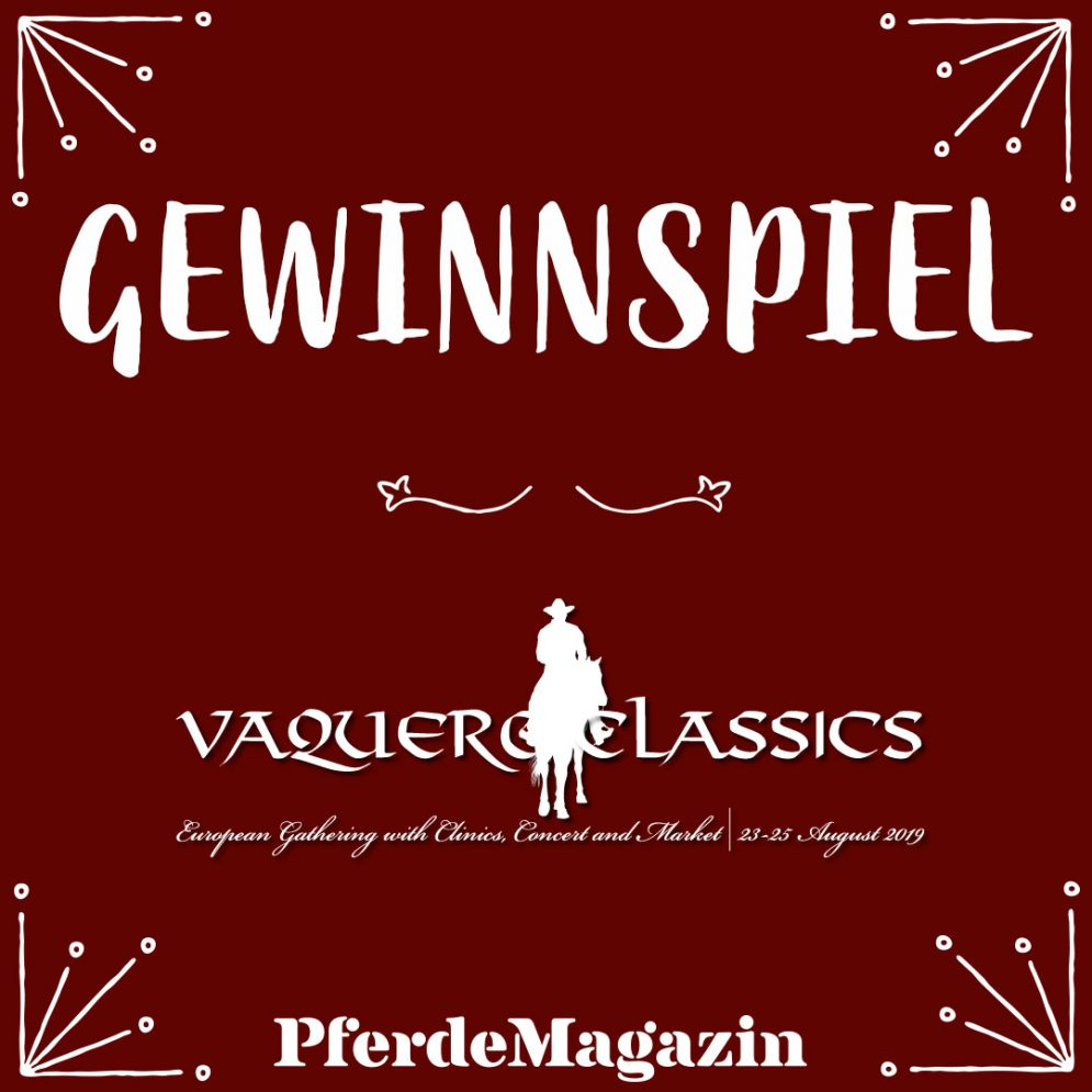 Gewinnspiel Vaquero Classics