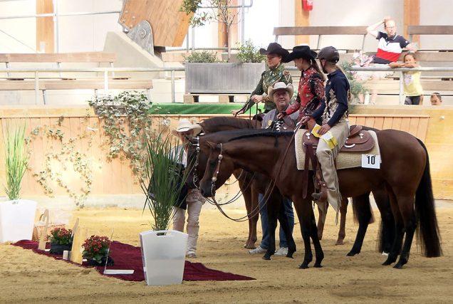 Meistertitel und Medaillen - für viele Reiter gehört die Landesmeisterschaft der EWU zur sportlichen Top-Veranstaltung der Saison.