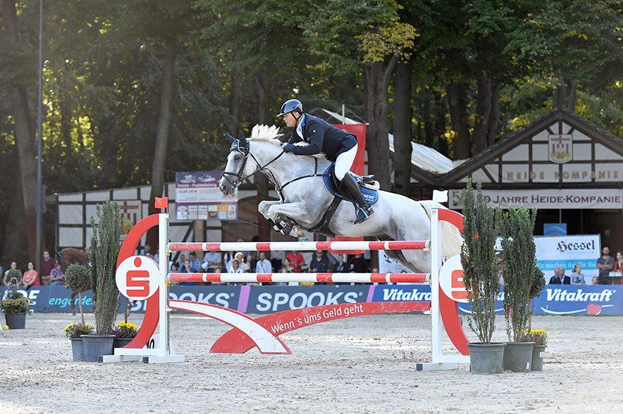 Thorsten Brinkmann gewann bei der OWL Challenge im letzten Jahr das Finale der Sparkassen-Trophy in Paderborn. © Frieler