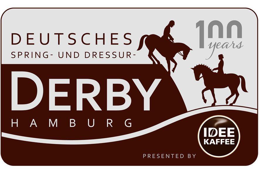 Das Spring- und Dressur-Derby wird 100 Jahre alt und zeigt sich in frischem Logo und mit neuem Namen. Da darf eine große Geburtstagsfeier in Klein Flottbek natürlich nicht fehlen.