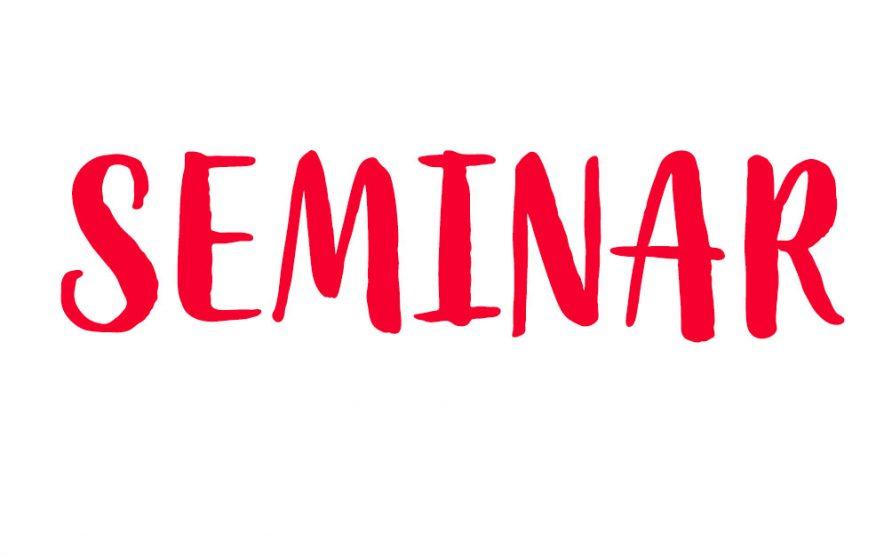 Kalender: Seminar