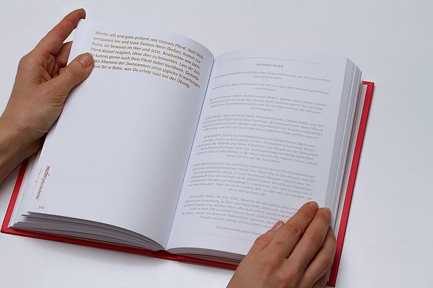 mehrpferdeliebe Tagebuch: Lass dich von schönen Texten rund um das Thema Pferd inspirieren.