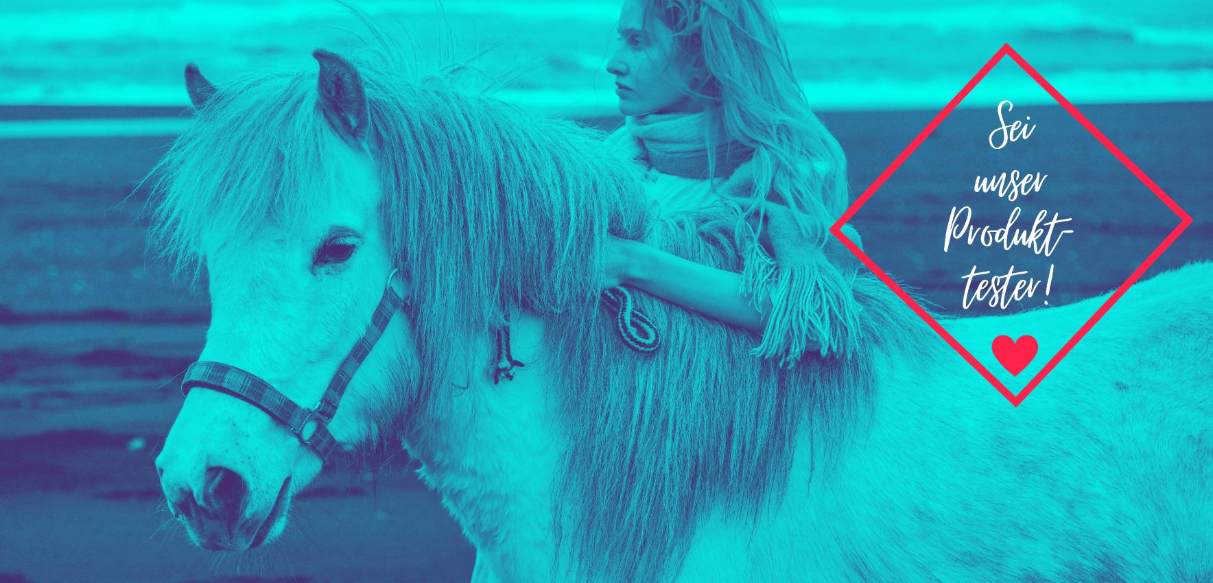 Als Mitglied beim PferdeMagazin kannst du regelmäßig selbst Produkte testen - also melde dich kostenlos an und mach bei uns mit!
