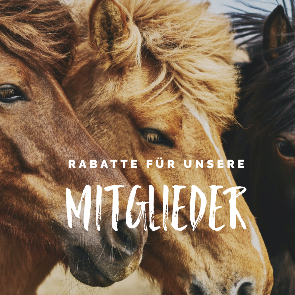 Rabatte Mitglieder PferdeMagazin