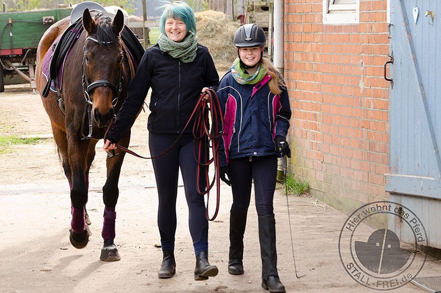 Bei deiner Suche auf STALL-FREI.de stehen die Bedürfnisse von Pferd und Reiter stets im Vordergrund. © STALL-FREI.de