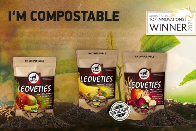 Mit innovativen Verpackungen und natürlichen Inhaltsstoffen in eine grünere Zukunft. Wie's geht, macht die Firma Leovet mit tollen Verpackungen vor.