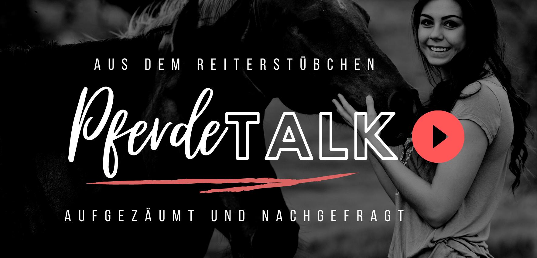 Spannende Talkrunden mit Profis, Stars und Sternchen aus dem Pferdebereich - moderiert von Michael Geitner un Kristina Sehr. Sei dabei!